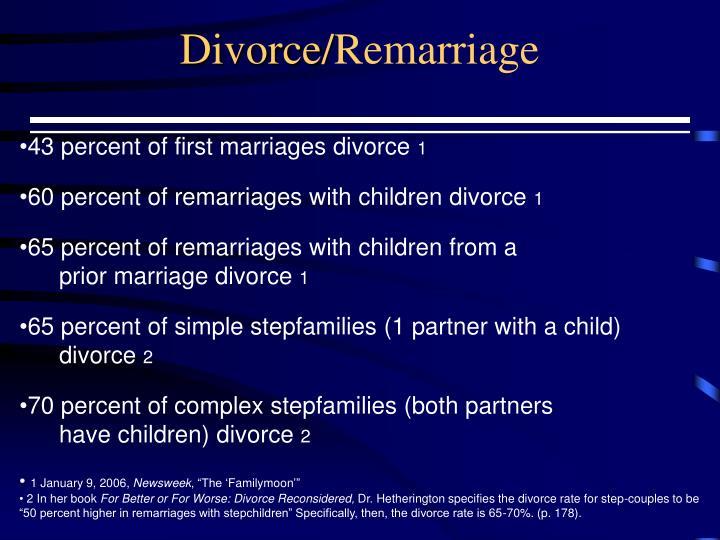 Divorce/