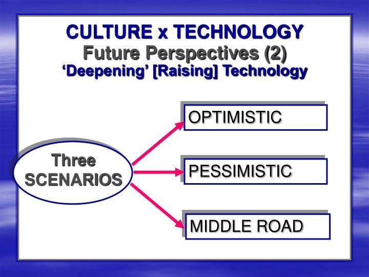 'Deepening' [Raising] Technology
