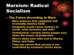 marxism radical socialism2