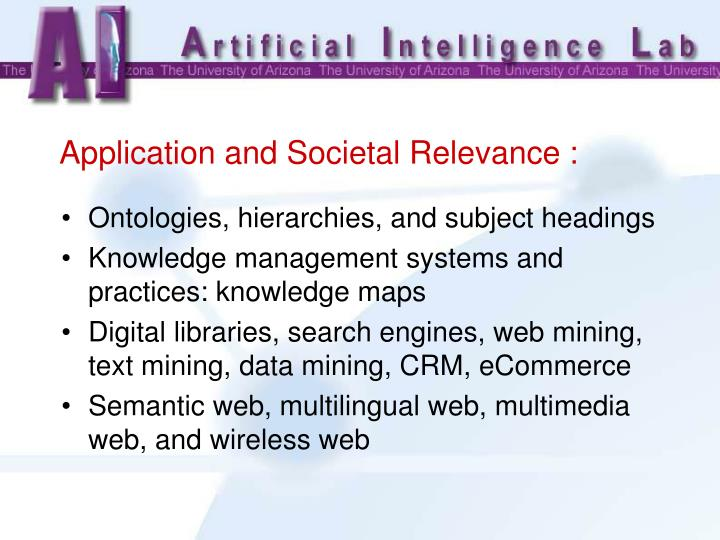 Ontologies, hierarchies, and subject headings