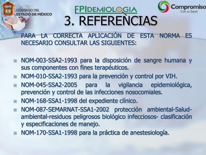 3. REFERENCIAS