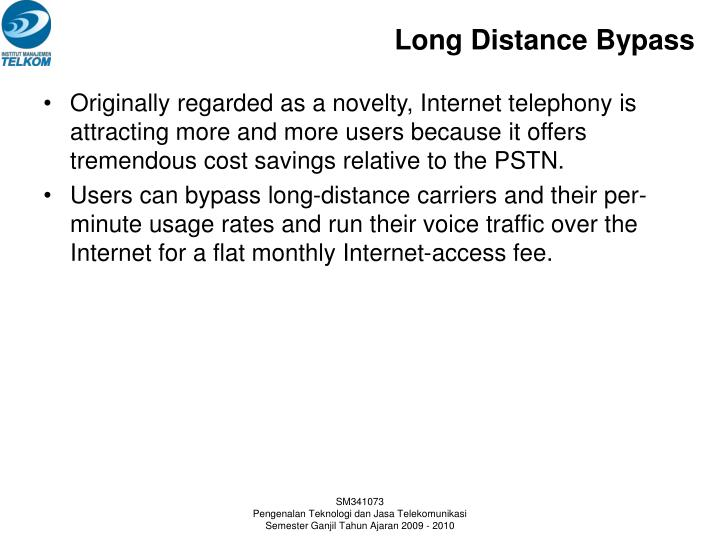 Long Distance Bypass