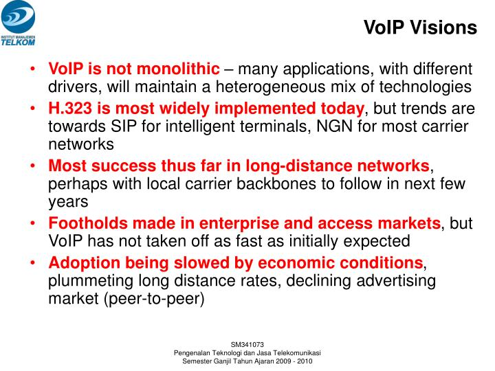 VoIP Visions