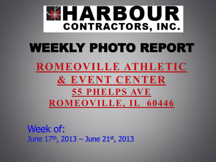 ROMEOVILLE ATHLETIC