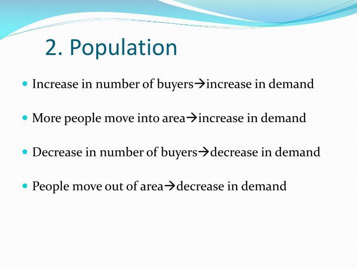 2. Population