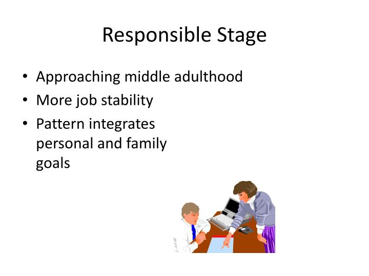 Responsible Stage