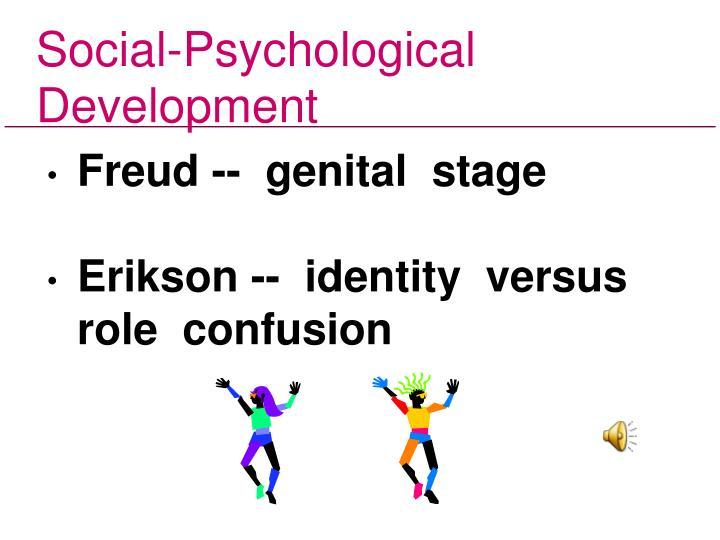 Social-Psychological  Development