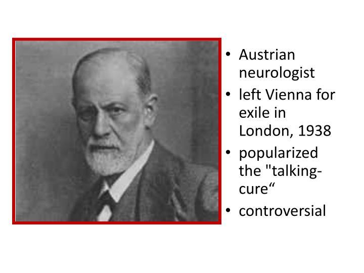Austrian neurologist