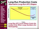 long run production costs5