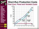 short run production costs2