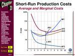 short run production costs3