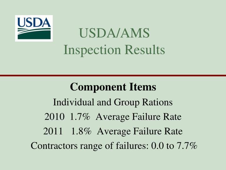 USDA/AMS