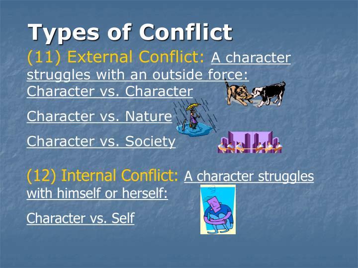 (11) External Conflict: