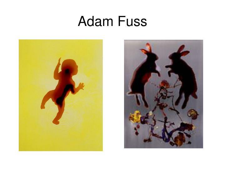 Adam Fuss