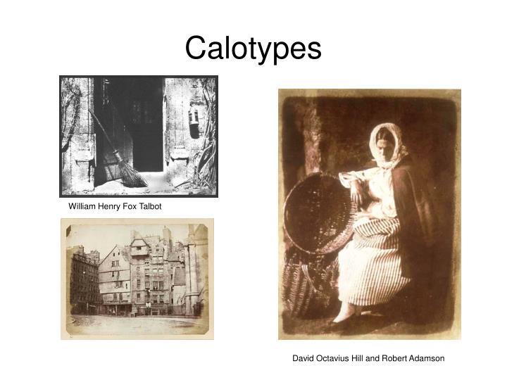 Calotypes