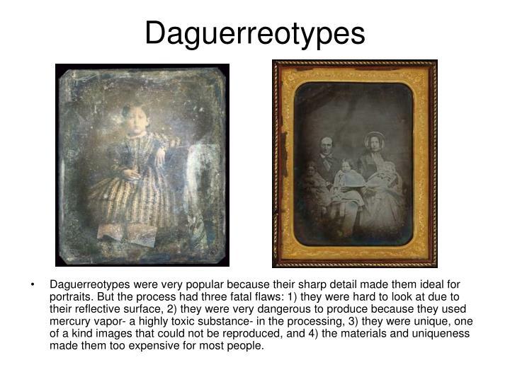 Daguerreotypes