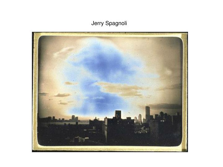 Jerry Spagnoli