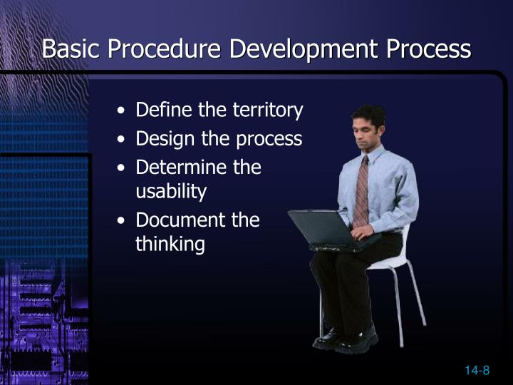 Basic Procedure Development Process