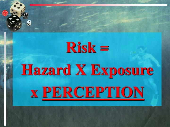 Risk =