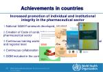 achievements in countries2