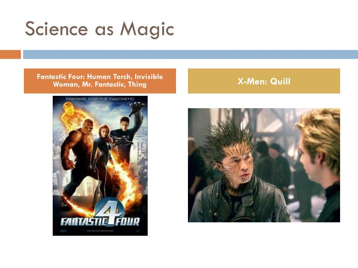 Science as Magic