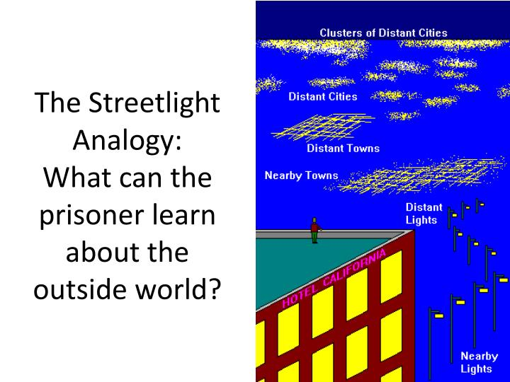 The Streetlight Analogy: