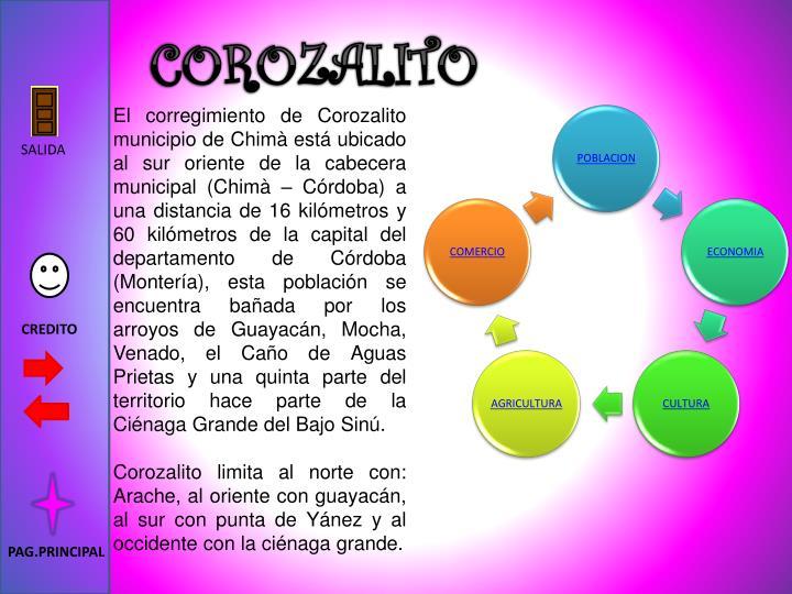 COROZALITO