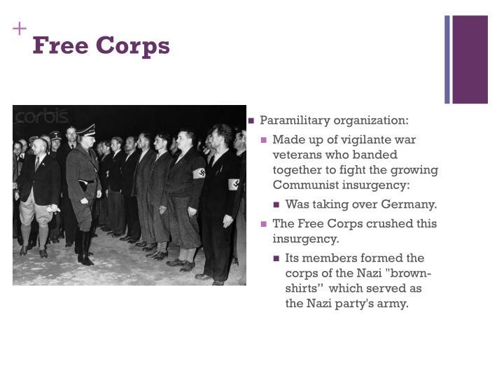 Free Corps