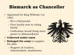 bismarck as chancellor