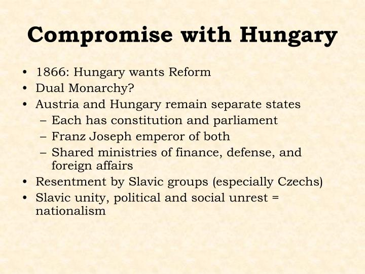 Compromise with Hungary