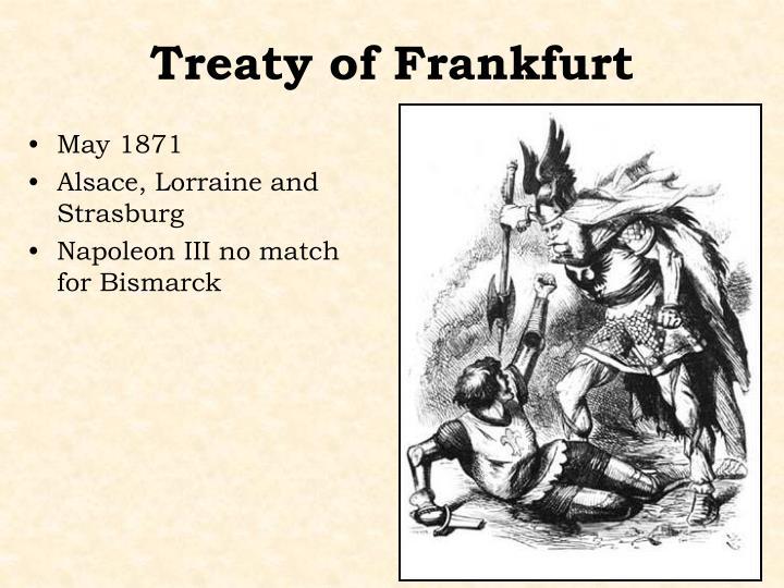 Treaty of Frankfurt