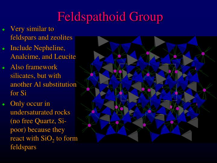 Feldspathoid Group