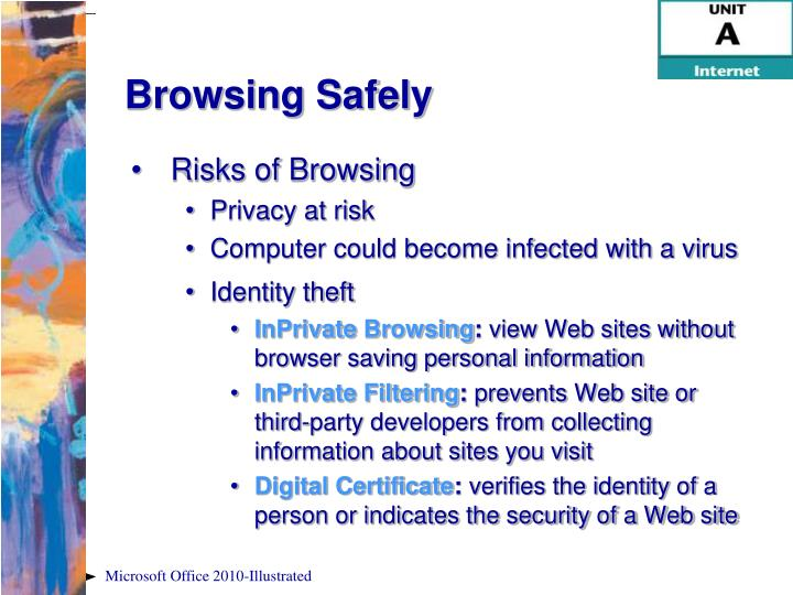 Browsing Safely