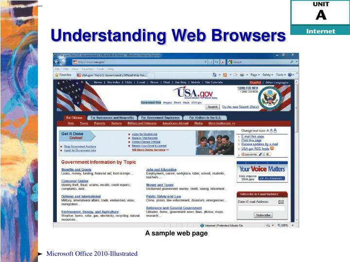 Understanding Web Browsers