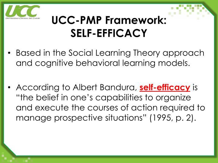 UCC-PMP Framework:
