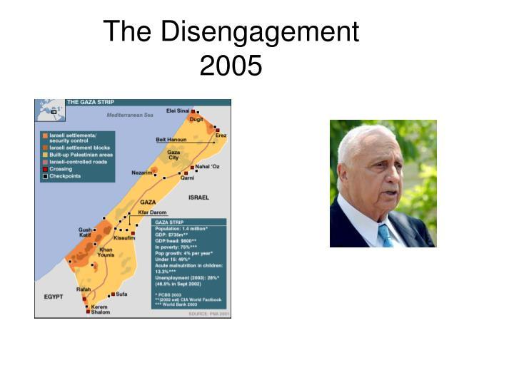 The Disengagement