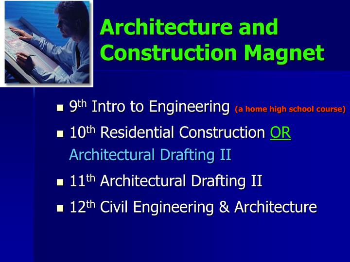 Architecture and Construction Magnet