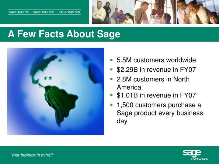 5.5M customers worldwide