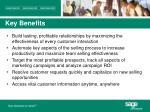 key benefits1