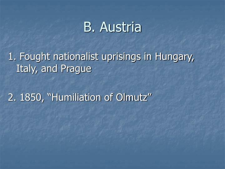 B. Austria