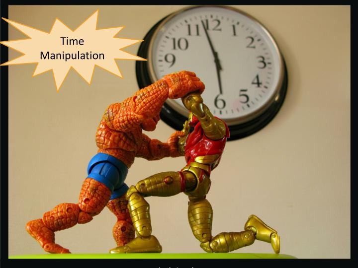 Time Manipulation