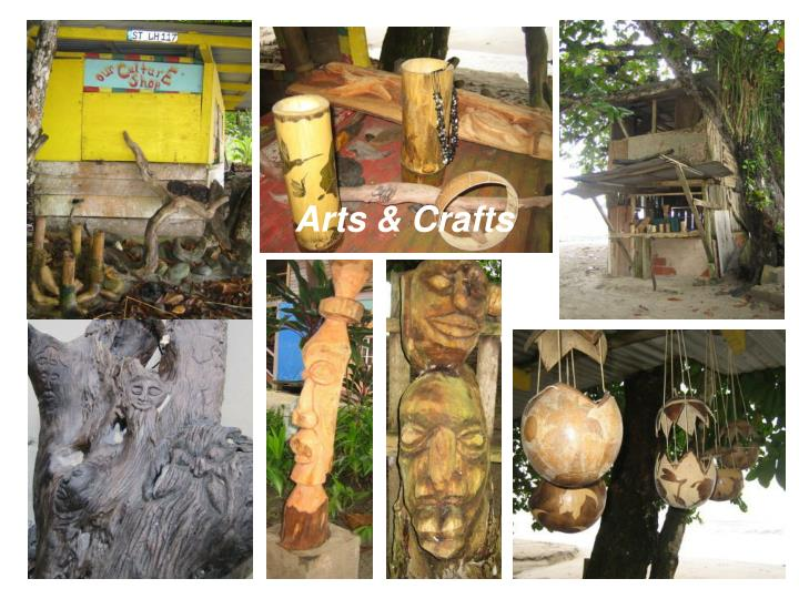 Arts & craft sales