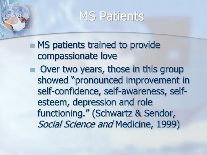 MS Patients