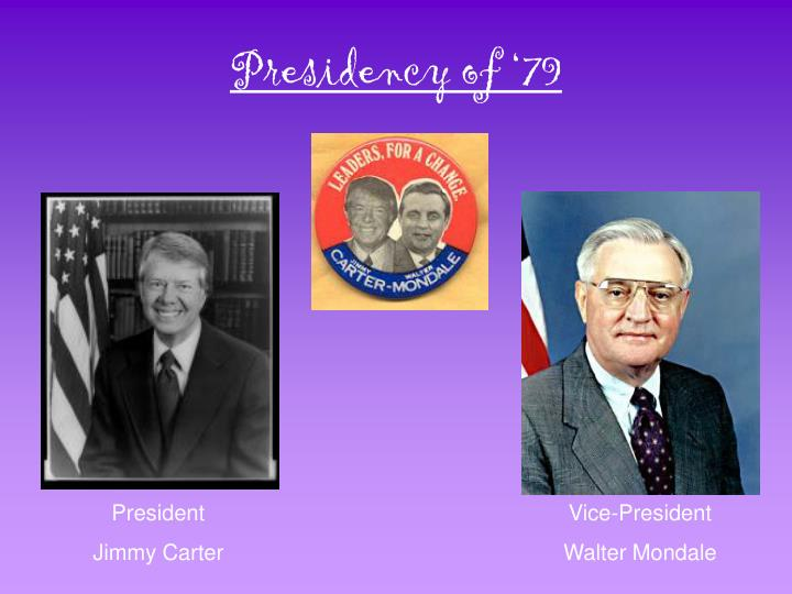 Presidency of '79