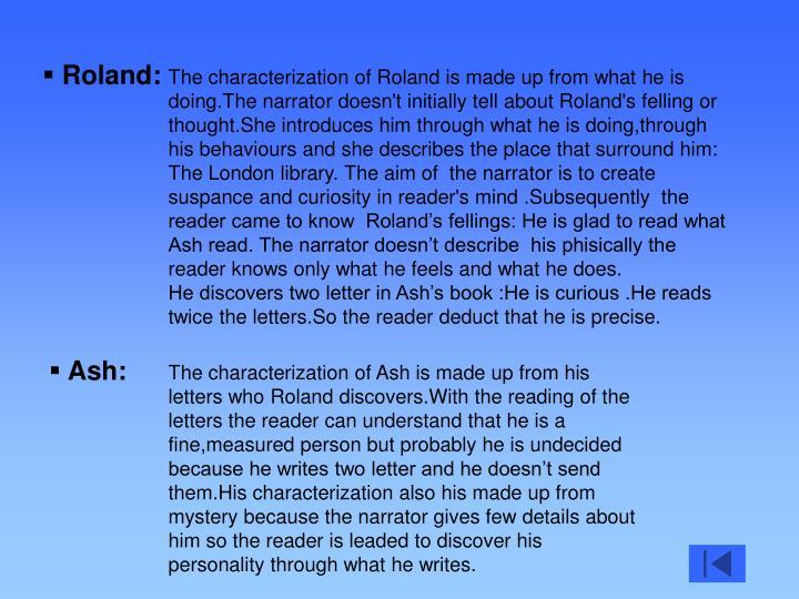 Roland: