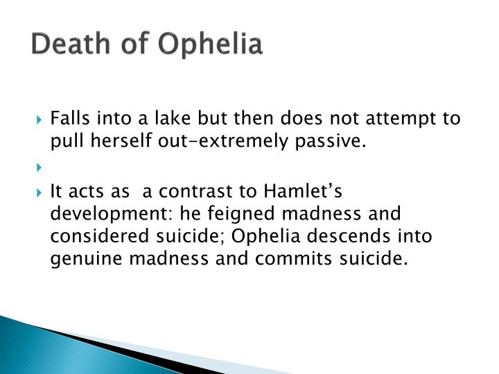 Death of Ophelia