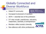 globally connected and diverse workforce