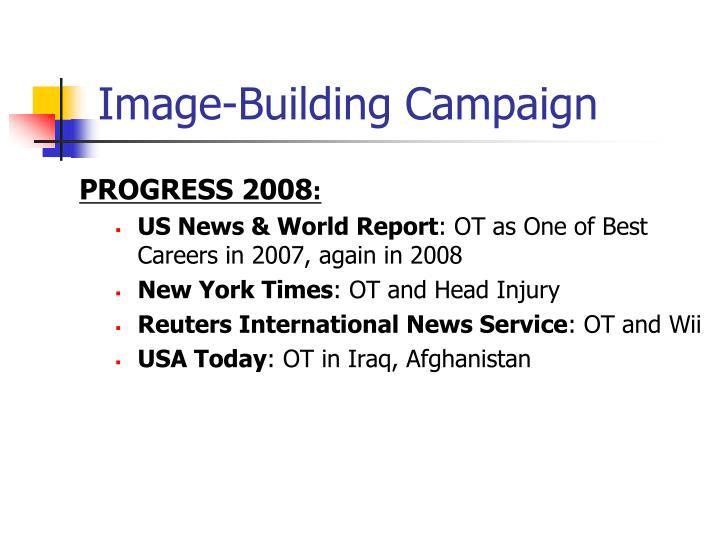 Image-Building Campaign
