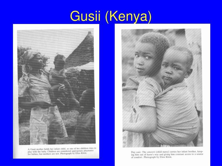 Gusii (Kenya)