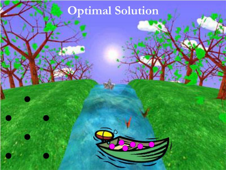 Optimal Solution